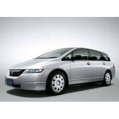 Honda отзывает автомобили Honda Odyssey