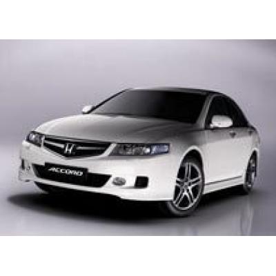 Honda представляет специальную версию модели Accord