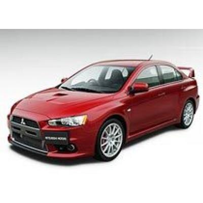 Mitsubishi EVO получит спортивную ESP и коробку передач с двумя сцеплениями