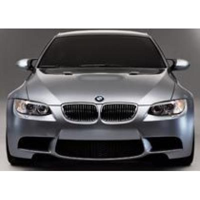Симулятор BMW M3 внутри BMW M3!