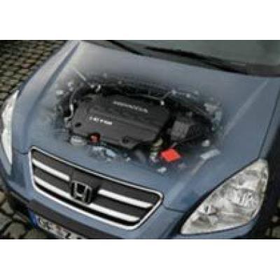 Honda готовит дизельный двигатель V6