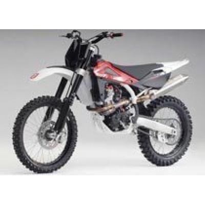 Husqvarna представила фотографии обновленной гаммы кроссовых мотоциклов