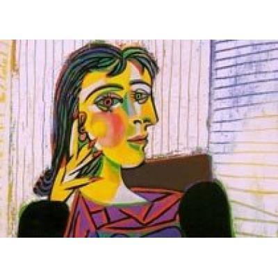Citroen 2CV глазами Пикассо