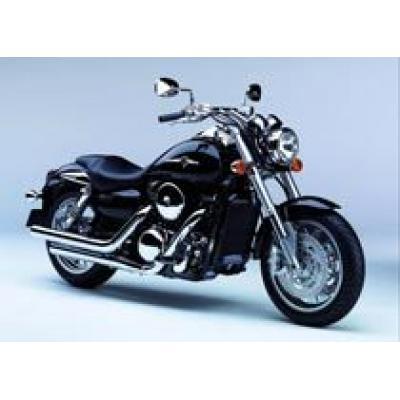 В Питере покажут тюнингованный мотоцикл Kawasaki VN1600 Mean Streak