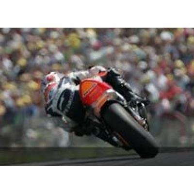 Результаты десятого этапа MotoGP, ГранПри Германии