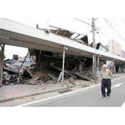 Японские автокомпании временно закрывают производство из-за недавнего землетрясения