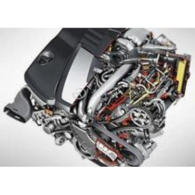 Mercedes-Benz во Франкфурте покажет `дизель-бензиновый` двигатель