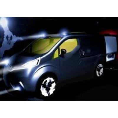 Nissan готовит мини-офис на колесах