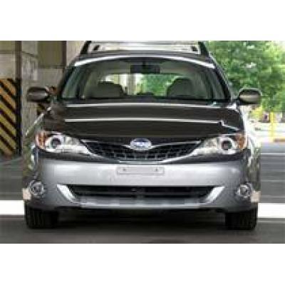 Subaru сделала `внедорожную` Impreza для американцев