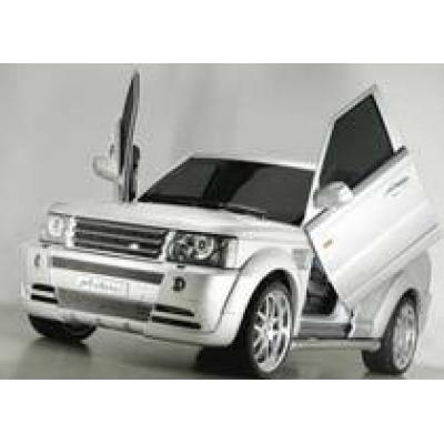 `Летающий` Range Rover Sport