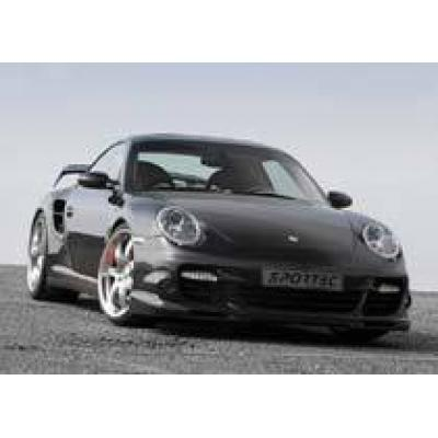 Новый Porsche Sportec SP580