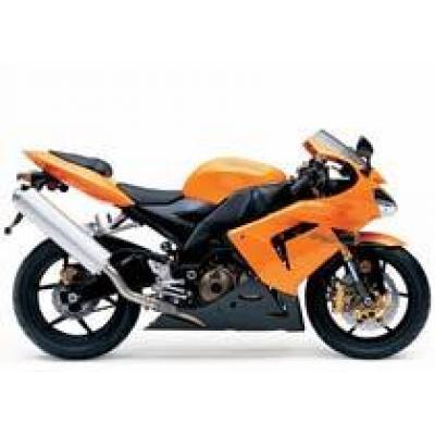 Мотоцикл Kawasaki ZX-10R 2008 колесит по Интернету