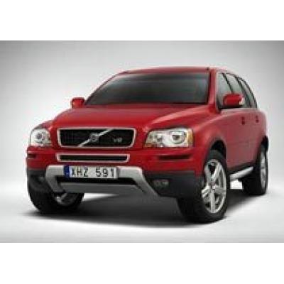 Volvo отзывает более 42 тысяч внедорожников XC90