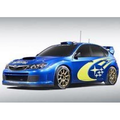 Во Франкфурте Subaru покажет прототип новой раллийной `Импрезы`