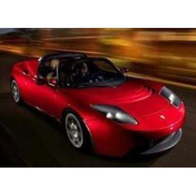 Родстер Tesla появится в продаже уже в 2007 году