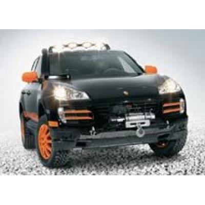 Transsyberia 2007: Porsche Cayenne - сам надежность