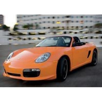 Ограниченная серия Porsche