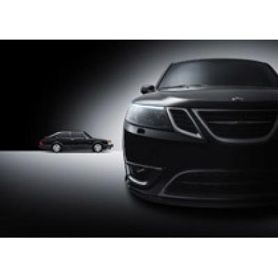 Saab Black Turbo возродится во Франкфурте