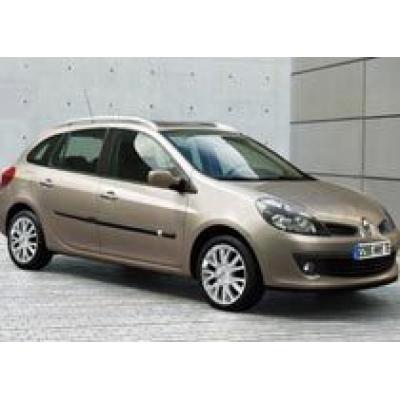Renault представит универсал на базе Clio