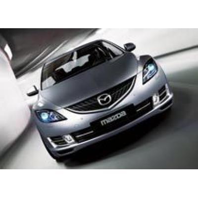 Новая Mazda6 – японская версия автомобиля Джеймса Бонда