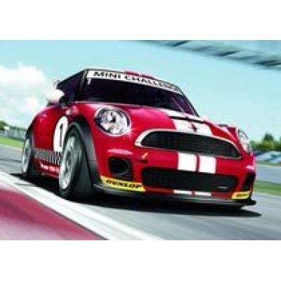 Осенью будет представлен новый гоночный MINI Cooper
