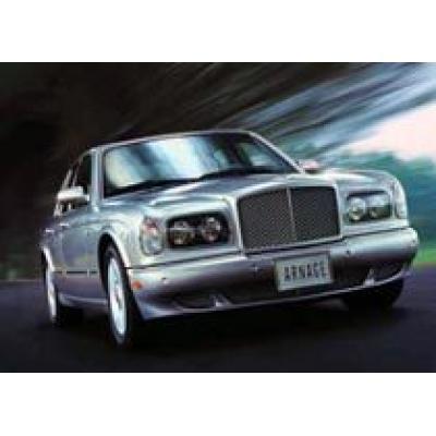 Bentley отзывает машины из-за неправильных колесных болтов