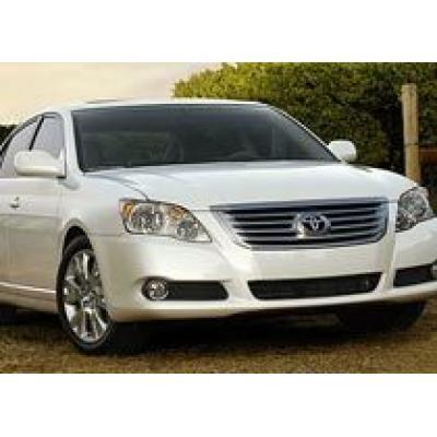 В США начались продажи Toyota Avalon 2008 модельного года