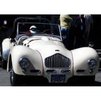 Классические авто со всего света съехались в США