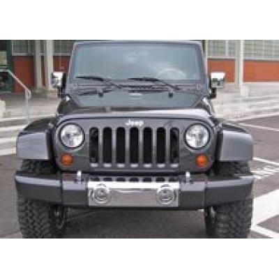 Jeep готовит Wrangler с кузовом `пикап`