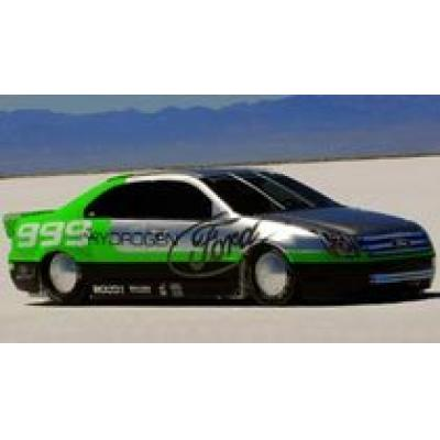 Ford Fusion Hydrogen ставит новый рекорд