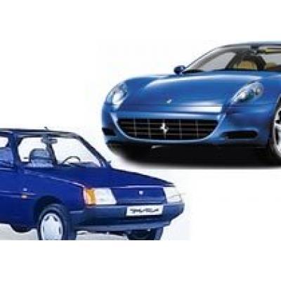 Начал с `Таврии` - закончил Ferrari
