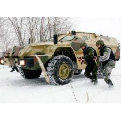 Российские заключенные будут собирать броневики для спецназа