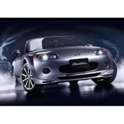 `Заряженная` Mazda MX-5 может появиться в следующем году