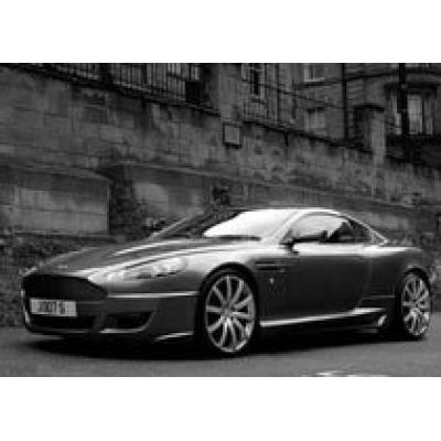 Тюнеры предлагают сделать Aston Martin DB9 похожим на модель DBS