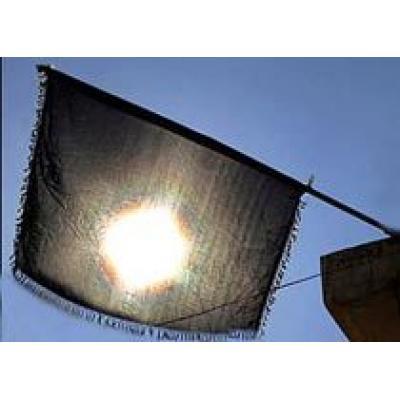 Милиция пресекла проведение акции `Черный флаг`