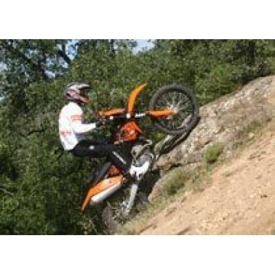 Австрийский дом представил новый мотоцикл KTM 450 EXC-R 2008