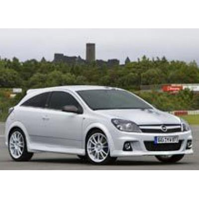 Новый спорткар от Opel - Astra OPC Nurburgring Edition