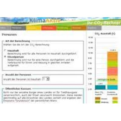 Немцы могут вычислить личный `вклад` в загрязнение атмосферы