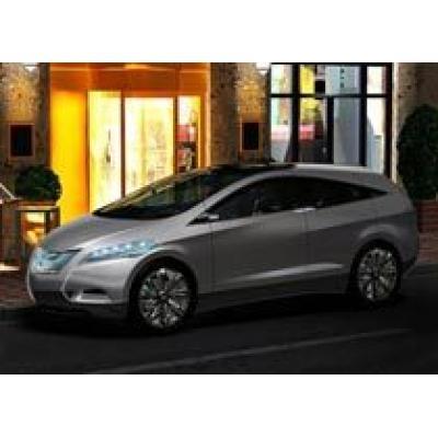 Hyundai подготовил водородный концепт i-Blue