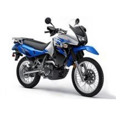 Kawasaki обновит модель 650 KLR в 2008 году