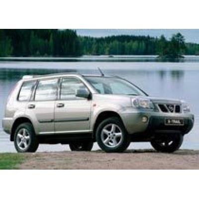 В Автомире стартует тест-драйв Nissan X-Trail