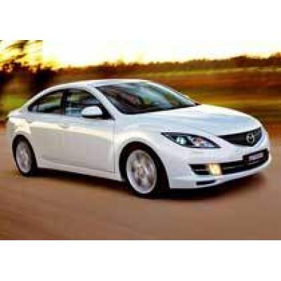 Новая Mazda6 - официальные фото!