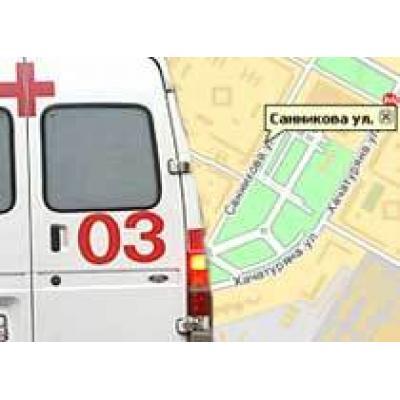 В Москве при взрыве в автобусе пострадали три человека