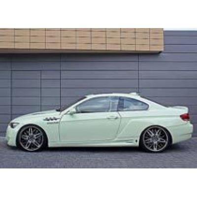Немцы разработали 552-сильную BMW 3-Series на сжиженном газе
