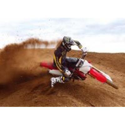 Honda представила обновленную серию мотоциклов CRF 2008 м.г.