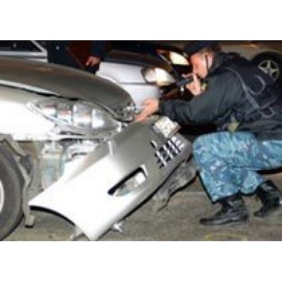 Автомобиль в центре Москвы был взорван