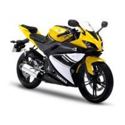 Пополнение в семействе моделей Yamaha R-серии: YZF-R125