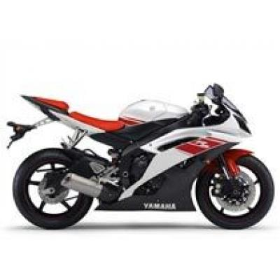 Новый мотоцикл Yamaha YZF R6 2008