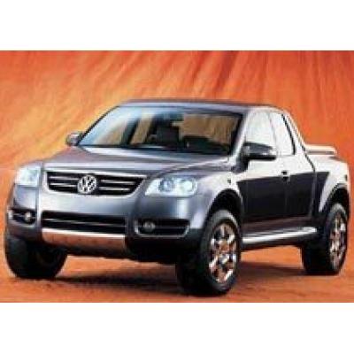 Volkswagen разрабатывает пикап