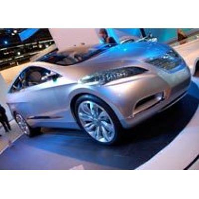 Франкфурт 2007: Hyundai i-Blue Concept